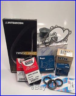 TIMING BELT KIT 1998 1999 2000 2001 Toyota Camry V6 Original Manufacture Parts