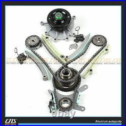 TIMING CHAIN KIT + WATER PUMP for 2002-2008 DODGE JEEP 4.7L SOHC NGC