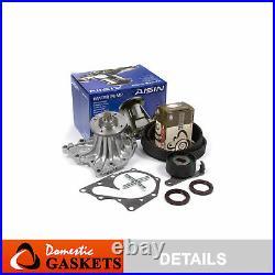 Timing Belt AISIN Water Pump Fit 86-92 Toyota Supra Cressida 3.0 DOHC 7MGE 7MGTE