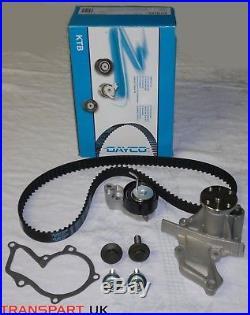 Timing Belt Cam Kit & Water Pump Ford Focus 1.6 16v Petrol 2002-2005 Dayco