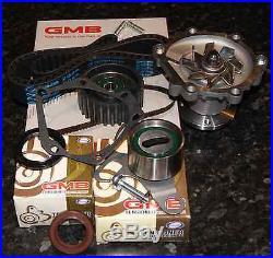 Timing Belt & GMB Water Pump Kit fits Hilux LN147R LN167R LN172R 5L 3.0 L Diesel