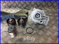 Timing Belt Kit And Water Pump Oe Quality Chrysler Voyager Jeep Cherokee 2.5/2.8