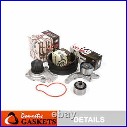 Timing Belt Kit GMB Water Pump Fit 03-10 Chrysler PT Cruiser Dodge Caravan 2.4