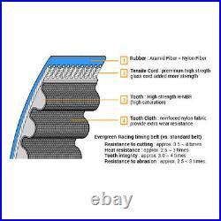 Timing Belt Kit GMB Water Pump Valve Cover Fit 90-95 Acura Integra B18A1 B18B1