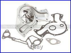 Timing Belt Kit Tensioner Water Pump Fit Dodge Stealth 3000GT Turbo V6 3.0L 6G72