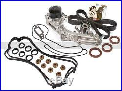 Timing Belt Kit Valve Cover Gasket Water Pump Fit Acura Legend 4-Door 3.2L C32A1