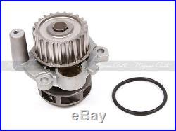Timing Belt Kit Water Pump Fit 01-06 Audi A4 Quattro Volkswagen Passat 1.8 TURBO