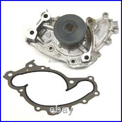 Timing Belt Kit Water Pump Fit 01-08 Toyota Camry Highlander Lexus 1MZFE 3MZFE