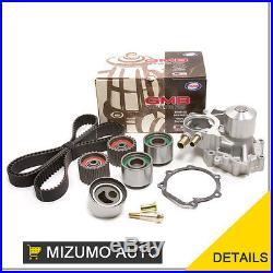 Timing Belt Kit Water Pump Fit 92-97 Subaru SVX 3.3L DOHC H6 Engine EG33D