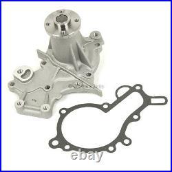 Timing Belt Kit Water Pump Fit Suzuki Chevy Geo 1.6L G16B SOHC