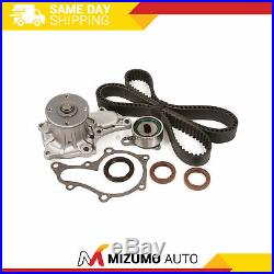 Timing Belt Kit Water Pump Fit Toyota Geo Chevy 1.6L DOHC 4AGE