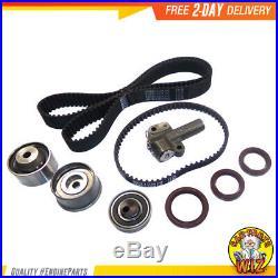 Timing Belt Kit Water Pump Fits 99-06 Hyundai Kia Optima Santa Fe 2.4L DOHC 16v