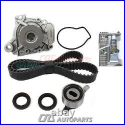 Timing Belt Kit Water Pump For 96-00 Honda Civic 1.6L SOHC D16Y Y7 Y8