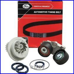 Timing Belt Kit & Water Pump For Holden Barina TK F16D3 1.6L DOHC 2005-2011