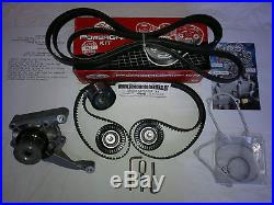 Timing Belt Kit Water Pump For Jeep Cherokee Liberty 2.8l Td Or 2.5l Crd 02-07