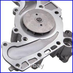 Timing Belt Kit Water Pump For Lexus Toyota Sequoia Tundra 4.7 1UZFE 2UZFE 98-07