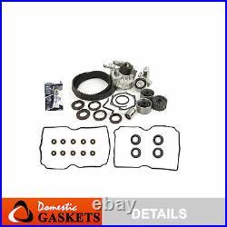 Timing Belt Kit Water Pump Gasket Fits 02-05 Subaru Impreza WRX Turbo 2.0L EJ20T