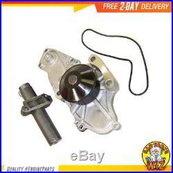 Timing Belt Kit Water Pump Tensioner Adjuster Fits 00-04 Honda Acura 3.2L 3.5L
