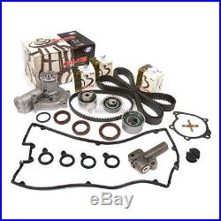 Timing Belt Kit Water Pump Tensioner Fit 95 Mitsubishi Eagle TURBO 2.0L 4G63T