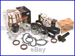 Timing Belt Kit Water Pump Tensioner Fit 96-04 Toyota 4Runner Tacoma 3.4L DOHC