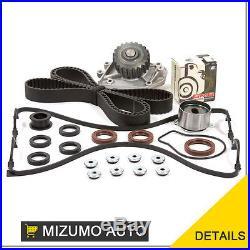 Timing Belt Kit Water Pump Valve Cover Fit 94-01 Acura Integra VTEC B18C1 B8C5