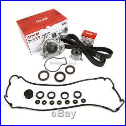 Timing Belt Kit Water Pump Valve Cover Fit 96-01 Acura Honda 1.8 2.0 B18A1 B20B4