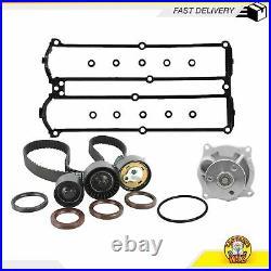 Timing Belt Kit Water Pump Valve Cover Fits 00 Ford Focus 2.0L DOHC ZETEC