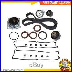 Timing Belt Kit Water Pump Valve Cover Fits 01-04 Ford Mazda 2.0L DOHC ZETEC