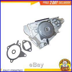 Timing Belt Kit Water Pump Valve Cover Fits 99-01 Mazda Protege 1.6L DOHC