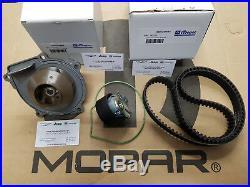 Timing Belt Kit and Water Pump Jeep Wrangler 2007-2018 2.8CRD 2.8TD OEM Mopar