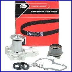 Timing Belt Kit+water Pump For Mitsubishi Lancer Mirage Ce 4g15 1.5l Sohc 96-04