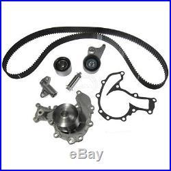 Timing Belt Kit with Water Pump Tensioner Idler TCKWP303 GATES for Isuzu 3.5L 3.2L