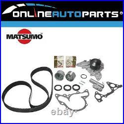 Timing Belt Tensioner Kit + Water Pump Mitsubishi 380 DB 0508 V6 6G75-S4 3.8L