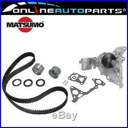 Timing Belt Tensioner Kit + Water Pump for Triton MK V6 6G72 3.0L DOHC Engine