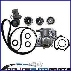 Timing Belt + Tensioner Water Pump Kit for Forester SF 8/98-7/02 2.0L EJ202 SOHC