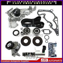 Timing Belt Water Pump AC Tensioner Kit 98-09 Fits Toyota Lexus 1UZFE