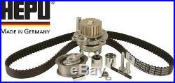 Timing Belt Water Pump KIT 2.0, 2.0T Audi A3, A4, TT, VW EOS, GTI, Jetta, Passat