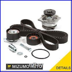 Timing Belt Water Pump Kit 00-04 Ford Focus Mazda Tribute 2.0L DOHC ZETEC