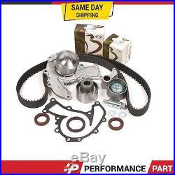Timing Belt Water Pump Kit Acura SLX Honda Isuzu Rodeo Trooper 3.2L 6VD1 SOHC