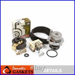 Timing Belt Water Pump Kit Fit 00-06 Audi TT Quattro Beetle Golf Jetta 1.8 Turbo