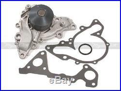 Timing Belt Water Pump Kit Fit Chysler Dodge Mitsubishi V6 3.0L 6G72 24-Valves