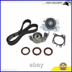 Timing Belt Water Pump Kit Fits 02-07 Mitsubishi Lancer 2.0L L4 SOHC 16v