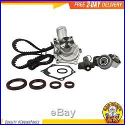 Timing Belt Water Pump Kit Fits 04-07 Mitsubishi Eclipse Lancer 2.4L SOHC 4G69
