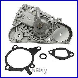 Timing Belt Water Pump Kit Fits 90-96 Ford Escort Mazda Miata 1.6L 1.8L DOHC 16v