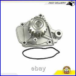 Timing Belt Water Pump Kit Fits 92-95 Honda Civic Civic del Sol 1.6L L4 SOHC 16v