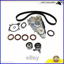 Timing Belt Water Pump Kit Fits 94-05 Kia Mazda Miata MX-3 1.6L L4 DOHC 16v