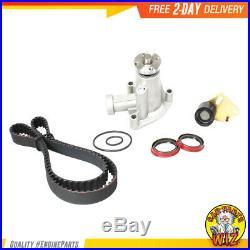 Timing Belt Water Pump Kit Fits 95-01 Ford Mazda B2300 B2500 2.3L L4 SOHC 8v