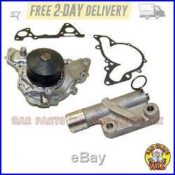 Timing Belt Water Pump Kit Fits 95-05 Chrysler Dodge Mitsubishi 3.0L 6G72 6G73