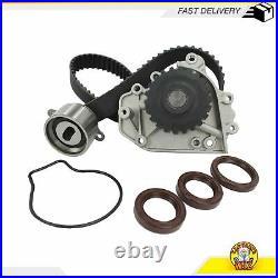 Timing Belt Water Pump Kit Fits 96-00 Honda Civic Civic del Sol 1.6L L4 DOHC 16v