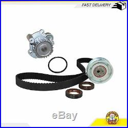 Timing Belt Water Pump Kit Fits 98-06 Volkswagen Beetle Golf 2.0L L4 SOHC 8v